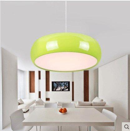 Moderne Einfach Wohnzimmer Lampe Rundschreiben Atmosphäre Acryl  Schlafzimmer Lampe Esszimmer Lampe Büro Kronleuchter Aluminium   Anhänger