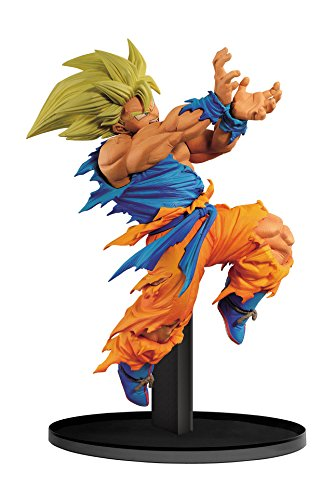 Banpresto Dragon Ball Z WORLD FIGURE COLOSSEUM Super Saiyan Goku Normal color