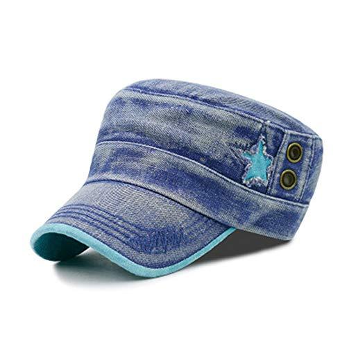 SELYOutdoor Hipster Hut männlich und weiblich Flache Kappe einfach lässig Kappe