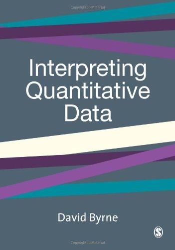 Interpreting Quantitative Data