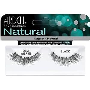 Ardell Eyelashes Fashion Lashes - 120 Demi (Black)
