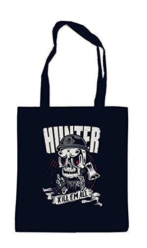 Certified Freak Hunter Killer Bag Black -