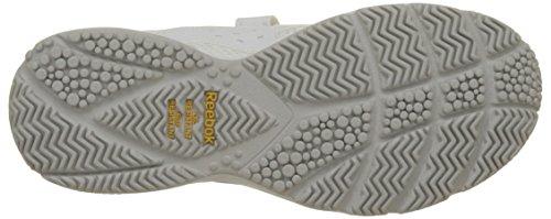 Reebok Work N Cushion 3.0 KC, Scarpe da Nordic Walking Donna Bianco (Whitesteel 0)