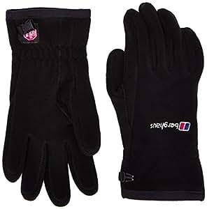 Berghaus Unisex Windy Stopper Gloves - Black, Small