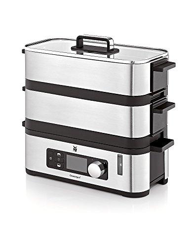 WMF Kitchenminis Vaporera 900 W de hasta 4.3 L y...