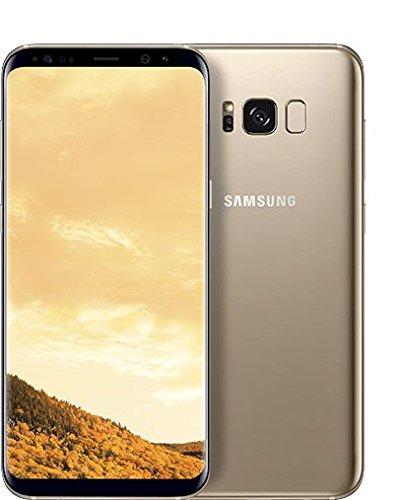 Samsung Galaxy S8 Dual Sim - Samsung Galaxy S8 Dual Sim - 64GB, 4G LTE, Maple Gold