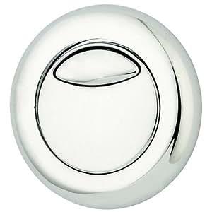 thomas dudley 322408 51 mm dio bouton poussoir double pour chasse d 39 eau wc chrom multicolore. Black Bedroom Furniture Sets. Home Design Ideas