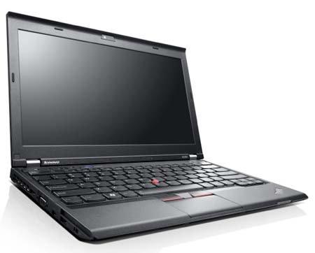 'Lenovo ThinkPad X230-PC portatile-12.5HD-Nero (Intel Core i5-3320M/2.60GHz, 4GB di RAM, Disco SSD 240GB, Webcam, Windows 10professionale)