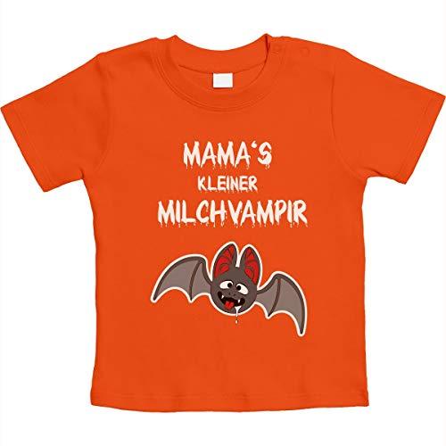 Halloween Baby Kostüm Shirt - Mamas Milchvampir