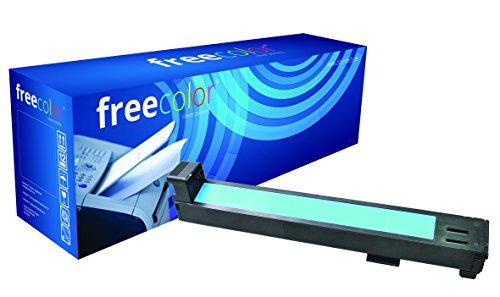 Preisvergleich Produktbild freecolor CB381A für HP Color LaserJet CP6015, Premium Tonerkartusche, wiederaufbereitet, 21.000 Seiten, 5 Prozent Deckung, CYAN