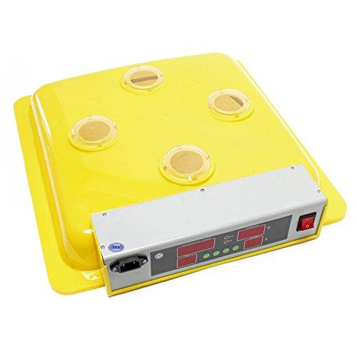 Wiltec Ersatzteil für Automatische Brutmaschine Deckel inkl Sensoren Lüfter -