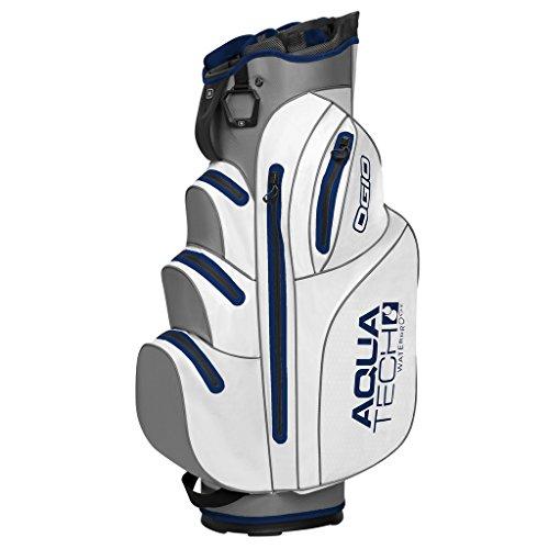ogio-unisex-aquatech-cart-bag-white-blue