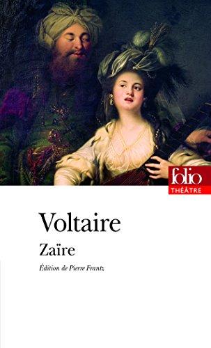 Zaïre par Voltaire
