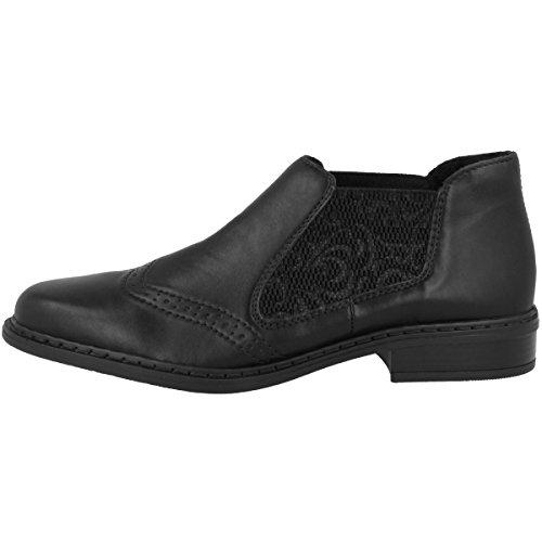 Rieker Damen Florenz-Embossweaving Schuhe