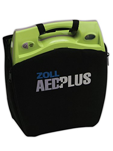 Zoll Aed Plus (Soft Carry Case, f/ AED Plus Kit, Strap, Black/Green, Sold as 1 Each)