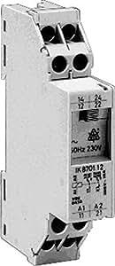 Dold & söhne relais iK8701.01 dc24 v installationsrelais 4030641419073/006