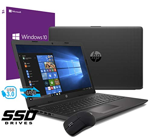 Notebook PC portátil HP 255 G7 pantalla de 15