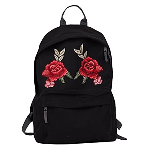 Ziloo® Sac à dos en toile School Rose Eastpak simple