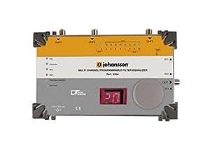 JOHANSSON Multi Channel filter-equaliser
