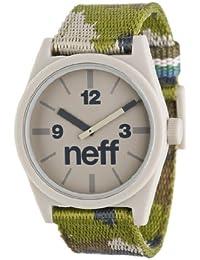 Neff NF0209Camo - Reloj de pulsera hombre