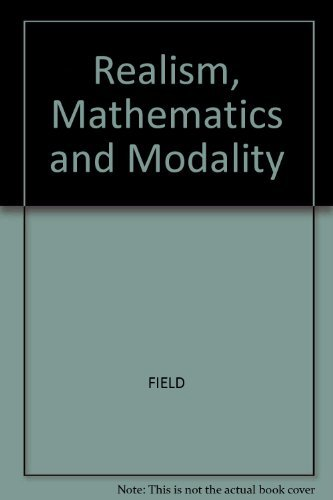 Realism, Mathematics, and Modality by Hartry Field (1989-06-30)