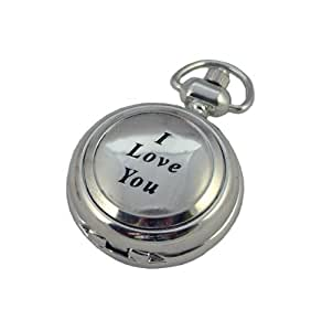 A E Williams 5983 I Love You ladies pendant/handbag watch
