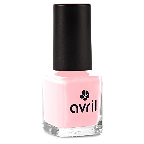 Avril Vernis à Ongles French Rose 7 ml - Lot de 3