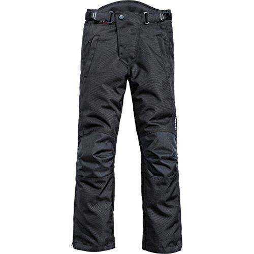 Motorradhose Road Kinder Tour Textilhose 1.0 schwarz 158-164