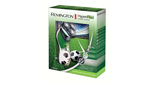 Remington - Húmedo y seco xr 1340f hyperflex football em 2016afeitadora de fútbol