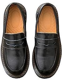 PLNXDM Mocasines Mujer Zapatos Para Botes Zapatos De Trabajo Informal Zapatos Perezosos Mocasines De Oficina Mary