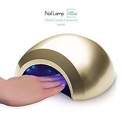 Gellen 48W Powerful UV LED Nail Dryer Lamp