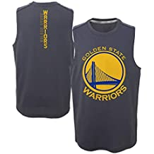 NBA Golden State Warriors, Camiseta Deportiva de Tirantes para Niños