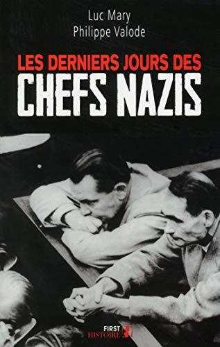 Les Derniers Jours des chefs nazis (Histoire)