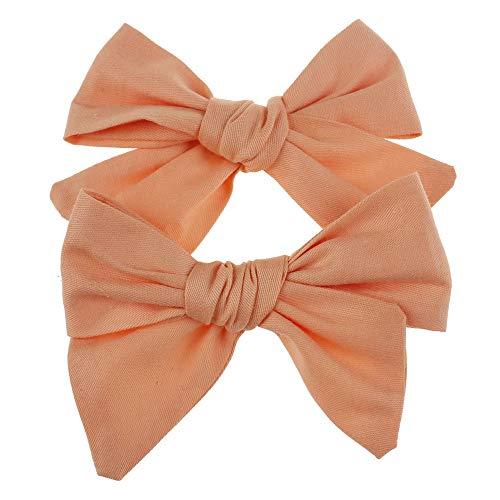 ssories Cute clip printing child Cloth small floral headdress für Baby, Mädchen oder junge Frauen (10) ()