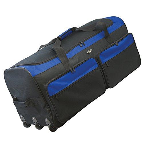 travelers-club-luggage-space-saver-36-tri-fold-rolling-locker-blue