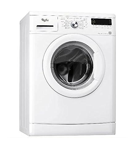 Whirlpool AWOD 4937 Autonome Charge avant 9kg 1400tr/min A++ Blanc machine à laver - machines à laver (Autonome, Charge avant, Blanc, Gauche, Acier inoxydable, 56 L)