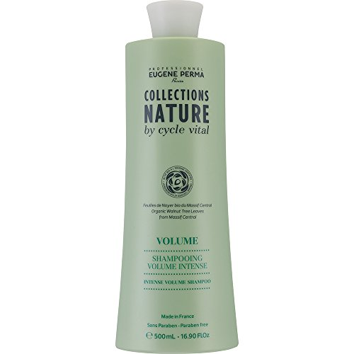 EUGENE PERMA Professionnel Shampooing Volume Intense 500 ml Collections Nature by Cycle Vital