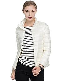 Manteau doudoune femme blanc