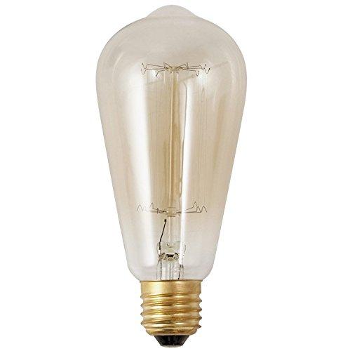 Alterego - Ampoule vintage 'BUBUL LONG' à filament