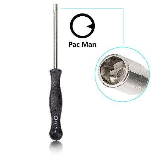 Preisvergleich Produktbild OuyFilters Schraubendreher / Werkzeug zur Vergasereinstellung,  für die meisten Zweitaktmotoren geeignet,  Pac Man