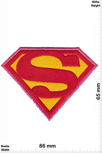 Parches   Superwoman   Superman  Cartoon   Superman