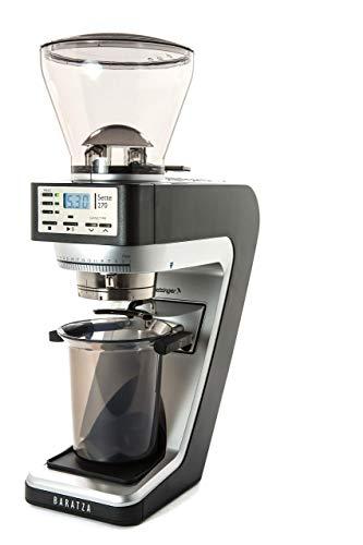 Baratza   Sette 270   Elektrische Kaffee Kegelmühlen Professional   Grau / Schwarz