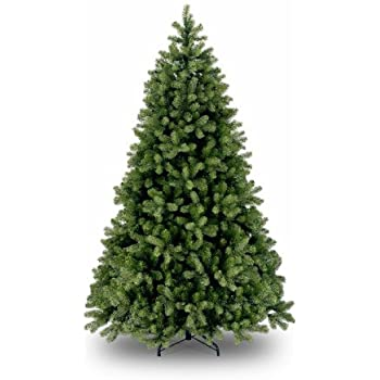 6.5ft Bayberry Spruce Feel Real Artificial Christmas Tree: Amazon ...