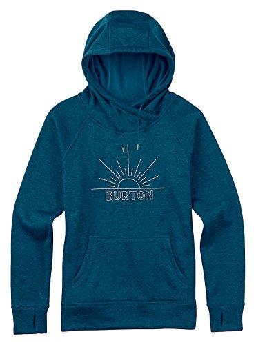 burton-damen-quartz-pullover-hoodie-true-blue-everglade-heather-m