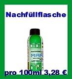 ORIGINAL Marco Nachfüllflasche Tröte Hupe Gashupe Fanfare Druckluftfanfare laut Hersteller mit 200ml Inhalt nicht entflammbar