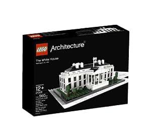 LEGO ® LEGO LEGO ® Architecture de 21006 La maison blanche, la maison blanche