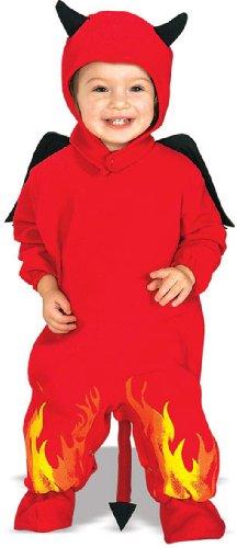 Kleinkinder Kostüm Teufel 6-12 Monate