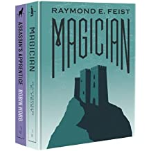 Assassin's Apprentice and Magician (Two book set)