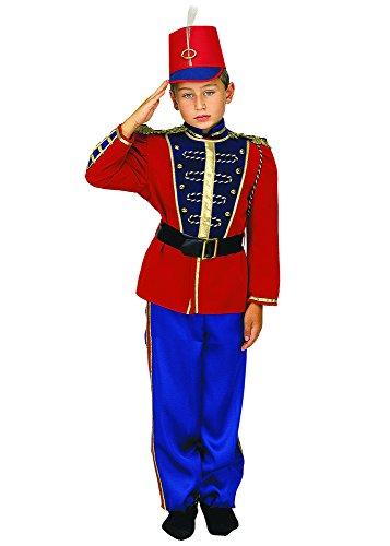 Kostüm Soldat-Artillerie des 19. Jahrhunderts für Kinder (Halloween-kostüme 19 Jahrhundert)