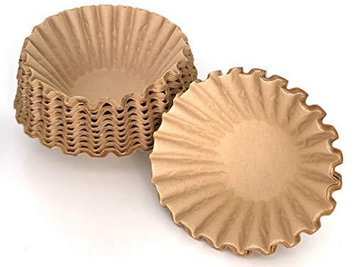 Korbfilterpapier 250 Stück 80/200mm für Beem, Gastroback, Phillips, Cuisinart - 190017250